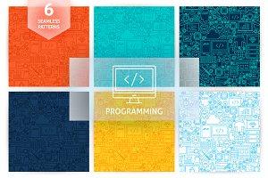 Programming Line Tile Patterns
