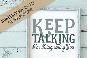 Keep Talking Diagnosis