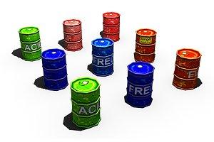 Toon Barrels
