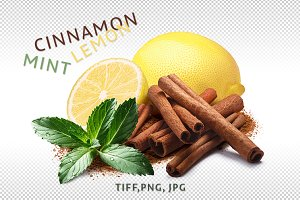 Cinnamon Mint Lemon