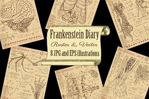 Frankenstein diary