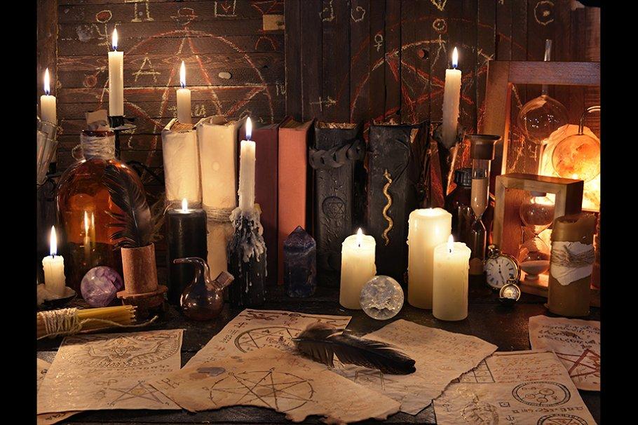 Occult 1
