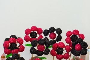 Candy berries