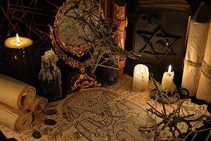 Demon ritual