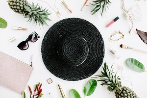 Summer accessories collection
