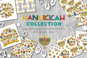 Hanukkah Collections