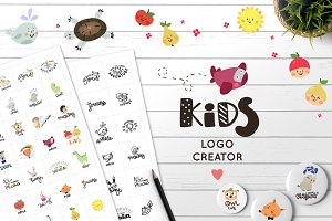 Logo creator for kids