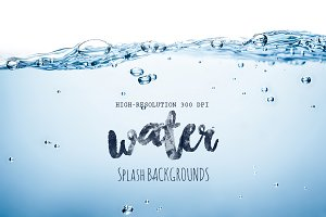 Water Wave Backgrounds