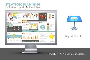 Strategic Planning Keynote Template