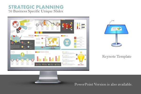 Strategic Planning Keynote Template