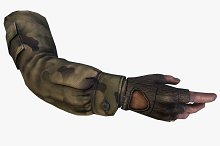 FPS Hand by  in Characters