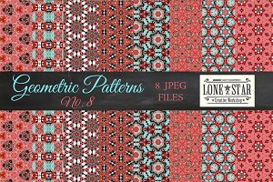 NYE Berry Blast Pattern Collection