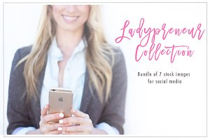 The Ladypreneur | Stock Photo Bundle