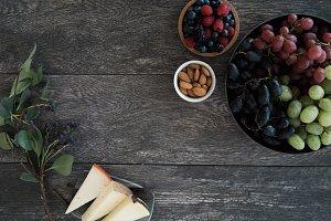 App Platter Styled Stock Photo
