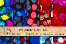 10 Paint textures