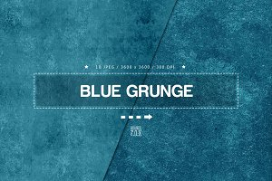 Blue Grunge Backgrounds
