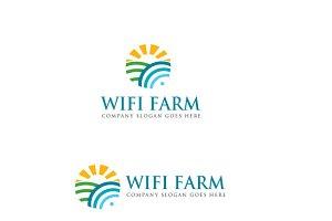 Wifi Farm Logo