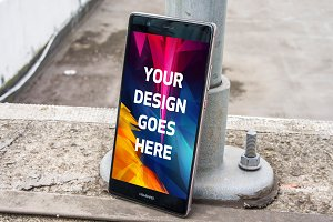 Android Display Mock-up#36
