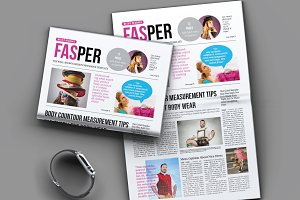 Fasper Fashion Newspaper