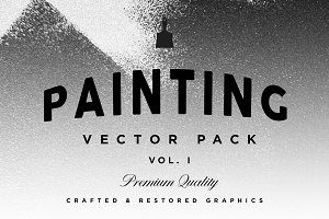 Painting Vector Pack