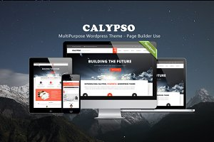 Calypso - Wordpress Theme