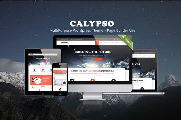 Calypso - Wordpress Theme
