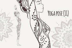 Yoga PDF PNG EPS10 №11