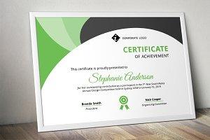 PowerPoint certificate