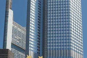 ECB in Frankfurt