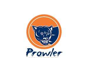 Prowler Carbonated Energy Drink Logo