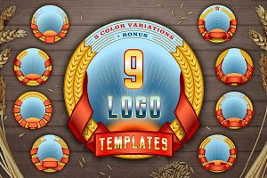 Logo Templates vol.1