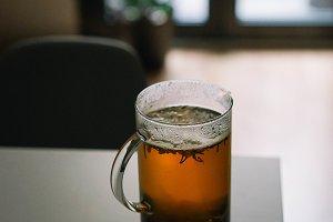 home decor green tea