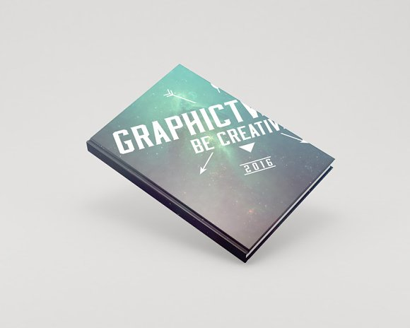 Download Book Cover Mockup
