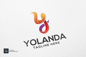 Yolanda / Letter Y - Logo Template