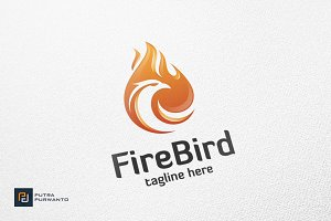 Firebird - Logo Template