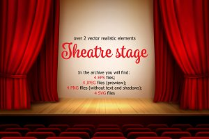 Theater Stage Package