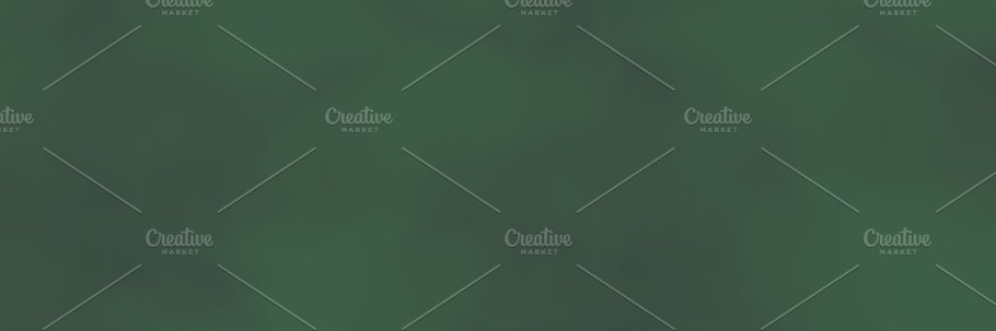 Dark Green Long Banner Faded Background Abstract Photos Creative