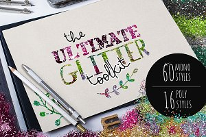 The Ultimate Glitter Toolkit for PS