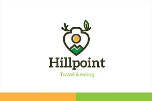 Hill Point Logo