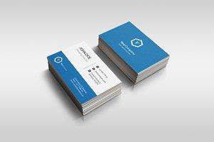 Halmahera Clean Business Card