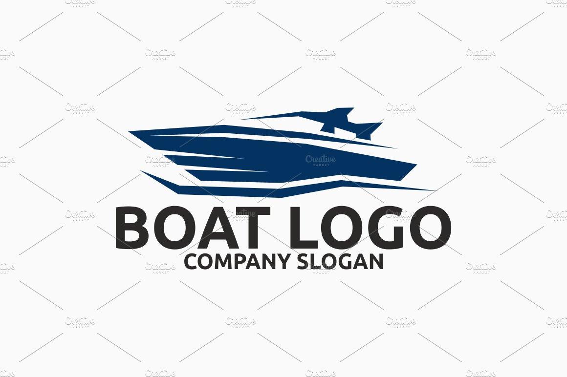 Boat Logo ~ Logo Templates ~ Creative Market