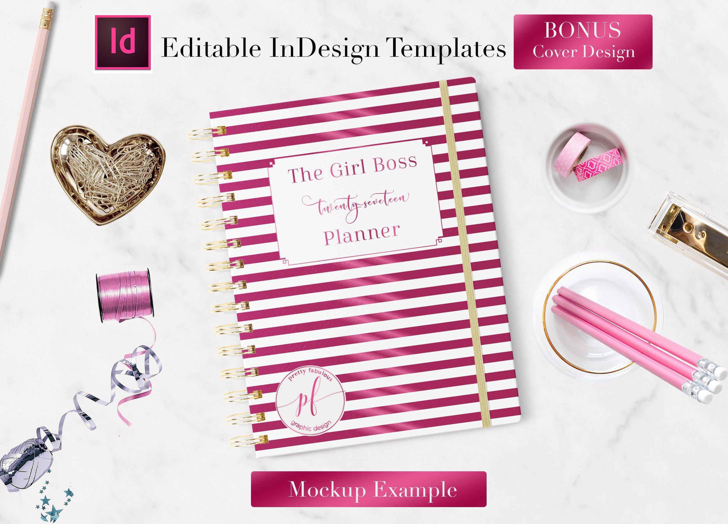 InDesign Templates ~ Creative Market