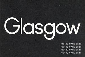 Glasgow | Iconic Sans Serif