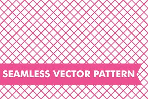 Grid Pattern Seamless Vector