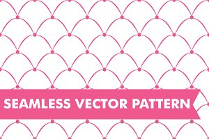 Pillow Scales Seamless Vector