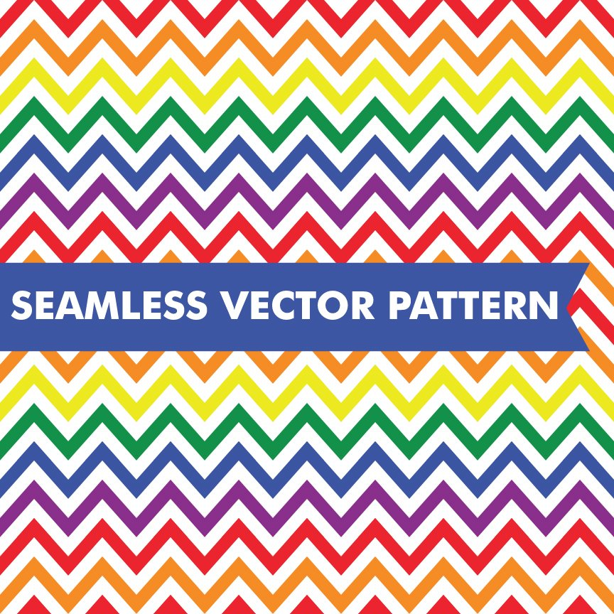Web Page Backgrounds Colorful Chevron