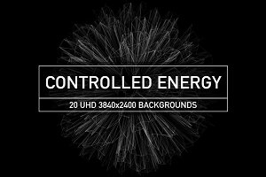 Controlled Energy Backgrounds Set