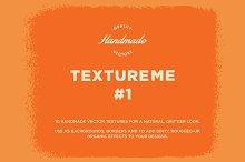 TEXTUREME #1 - Vector Texture Pack