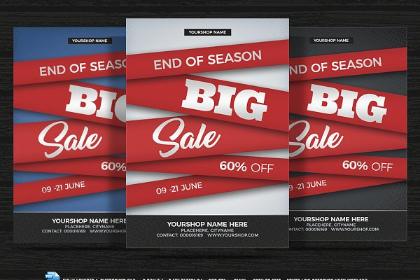 Season Big Sale