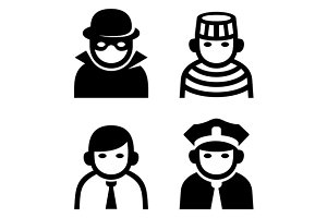 Criminal, Police and Prison Userpic